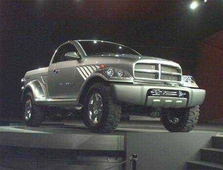 Power Wagon Concept